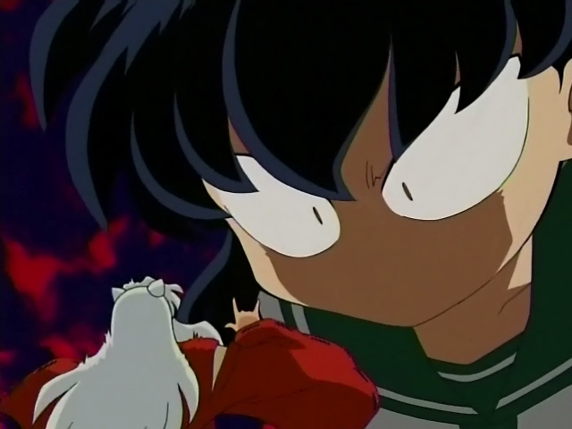 that Inu Yasha and Kagome